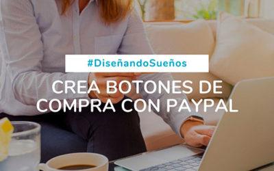 ¿Cómo crear botones para cobrar por tus  servicios On-Line con PayPal?