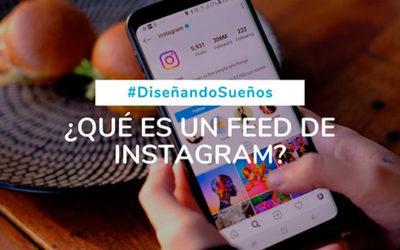 ¿Qué es un feed de Instagram?